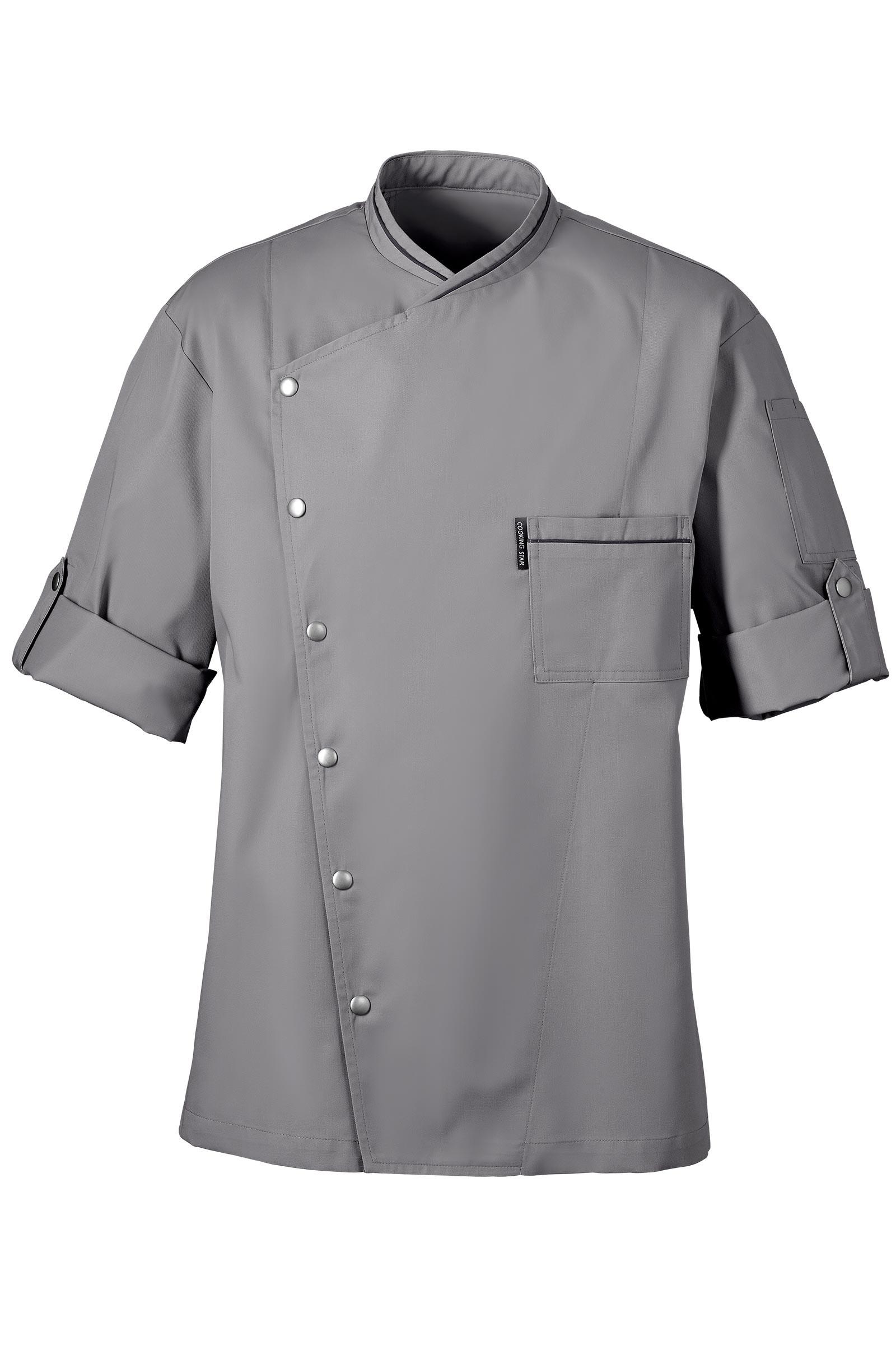 veste cuisine avec broderie,veste cuisine homme amazon,lavage ... - Broderie Veste De Cuisine