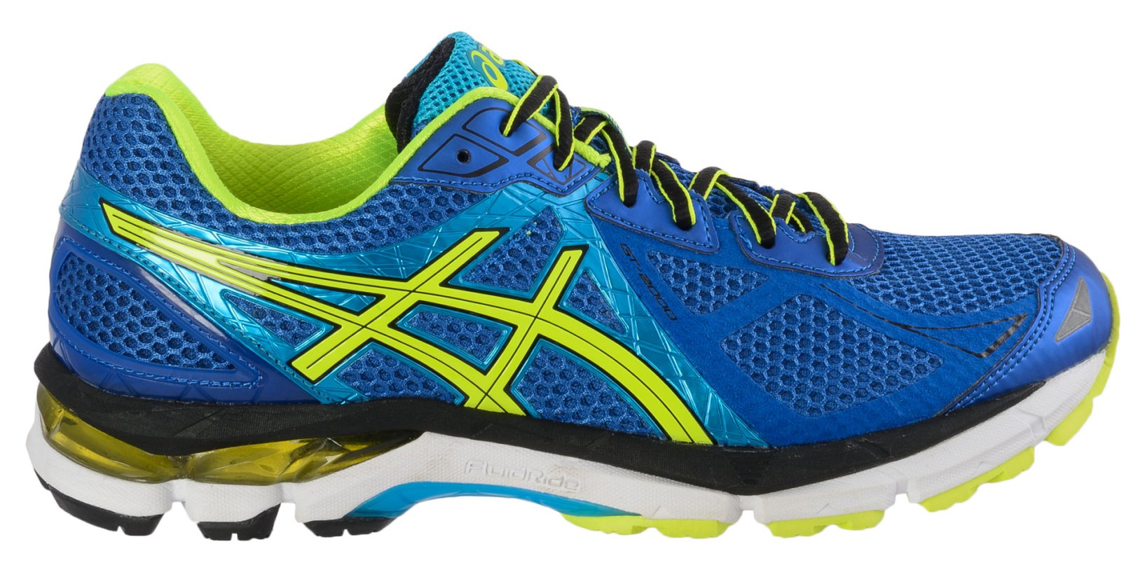 baskets running asics homme