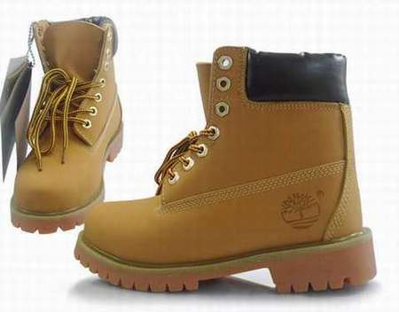 immitation timberland homme