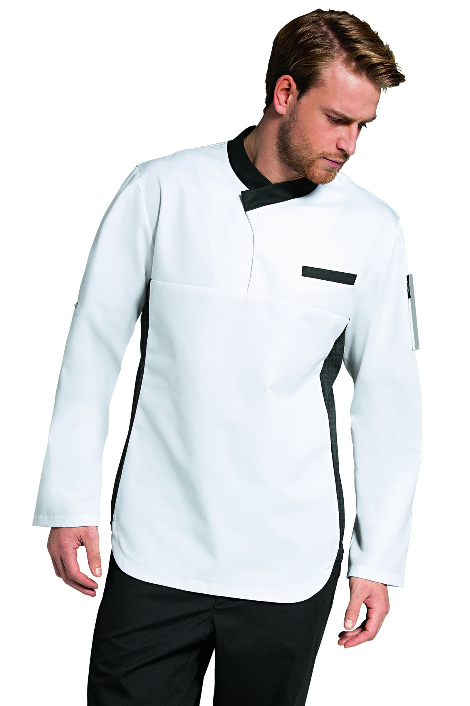 Veste bleu blanc rouge femme coupes vent nike windrunner blanc rouge marine homme vestes 2856364 lrg Veste de cuisine orange